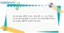 Bài 1.44 trang 42 SBT hình học 10