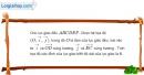 Bài 1.47 trang 42 SBT hình học 10