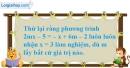 Bài 5 trang 6 SBT toán 8 tập 2