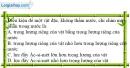 Bài 10.10 trang 33 SBT Vật lí 8