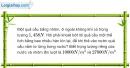 Bài 10.13 trang 33 SBT Vật lí 8