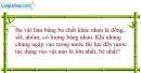Bài 10.3 trang 32 SBT Vật lí 8