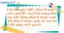 Bài 105 trang 93 SBT toán 8 tập 1