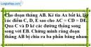 Bài 124 trang 95 SBT toán 8 tập 1