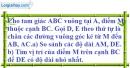Bài 127 trang 96 SBT toán 8 tập 1