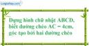 Bài 131 trang 96 SBT toán 8 tập 1