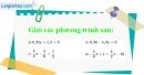 Bài 15 trang 7 SBT toán 8 tập 2