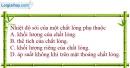 Bài 28-29.12 trang 81 SBT Vật Lí 6