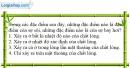 Bài 28-29.3 trang 79 SBT Vật Lí 6