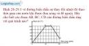 Bài 28-29.4 trang 79 SBT Vật Lí 6