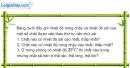Bài 28-29.7 trang 80 SBT Vật Lí 6