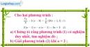 Bài 3.1 phần bài tập bổ sung trang 9 SBT toán 8 tập 2
