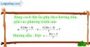 Bài 3.2 phần bài tập bổ sung trang 9 SBT toán 8 tập 2