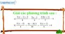 Bài 22 trang 8 SBT toán 8 tập 2