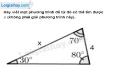 Bài 37 trang 108 SBT toán 9 tập 1