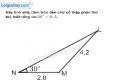 Bài 38 trang 108 SBT toán 9 tập 1