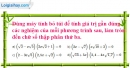 Bài 27 trang 10 SBT toán 8 tập 2