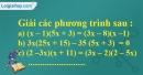 Bài 28 trang 10 SBT toán 8 tập 2