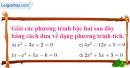 Bài 30 trang 10 SBT toán 8 tập 2