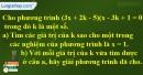 Bài 32 trang 10 SBT toán 8 tập 2
