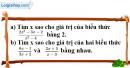 Bài 39 trang 12 SBT toán 8 tập 2