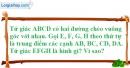Bài 111 trang 94 SBT toán 8 tập 1