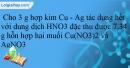 Bài 19.10; 19.11; 19.12 trang 42 SBT Hóa học 12