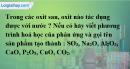 Bài 36.4 Trang 49 SBT hóa học 8