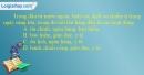Câu 5 trang 11 SBT địa 11