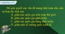 Câu 12 trang 15 SBT địa 11