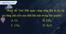 Câu 7 trang 14 SBT địa 11