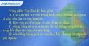 Câu 3 trang 27 SBT địa 11