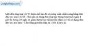 Bài 8.10 trang 23 SBT Vật Lí 11