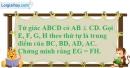 Bài 118 trang 94 SBT toán 8 tập 1