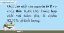 Bài 10.10 trang 26 SBT Hóa học 10