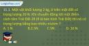 Bài 11.1, 11.2, 11.3, 11.4 trang 29 SBT Vật lí 10