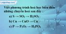 Bài 37.15 Trang 51 SBT hóa học 8