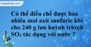 Bài 37.17 Trang 52 SBT hóa học 8