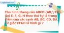 Bài 11.2 phần bài tập bổ sung trang 97 SBT Toán 8 tập 1