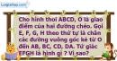 Bài 138 trang 97 SBT Toán 8 tập 1