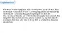 Bài 13.10 trang 34 SBT Vật Lí 11