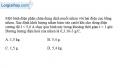 Bài 14.3 trang 35 SBT Vật Lí 11