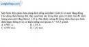 Bài 14.4 trang 35 SBT Vật Lí 11