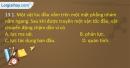 Bài 13.1, 13.2, 13.3, 13.4 trang 32 SBT Vật lí 10