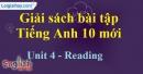 Reading - trang 34 Unit 4 SBT Tiếng anh 10 mới