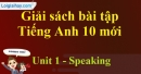 Speaking - Unit 1 SBT Tiếng anh 10 mới