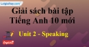 Speaking - Unit 2 SBT Tiếng anh 10 mới