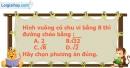 Bài 12.1 phần bài tập bổ sung trang 99 SBT Toán 8 tập 1