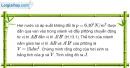 Bài 13.5 trang 37 SBT Vật lí 8