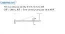Bài 14.13 trang 42 SBT Vật lí 8